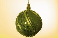 Kleurrijke Kerstmisballen Royalty-vrije Stock Afbeeldingen