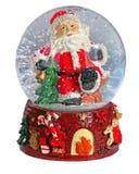 Kleurrijke Kerstmisdecoratie Stock Afbeeldingen