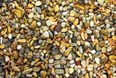 Kleurrijke kiezelstenen stock afbeelding