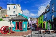 Kleurrijke Kinsale stock foto's