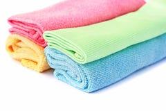 Kleurrijke kleren Stock Afbeelding