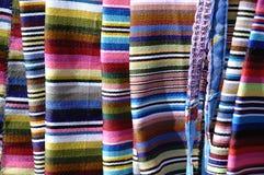 Kleurrijke kleren Stock Fotografie