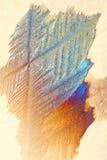Kleurrijke kristalachtergrond royalty-vrije stock afbeelding