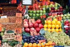 Kleurrijke kruidenierswinkels Royalty-vrije Stock Afbeelding