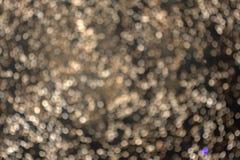 Kleurrijke lichte cirkels Stock Foto