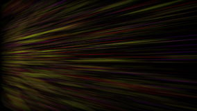 Kleurrijke lichte stroken, ruimteelement vector illustratie