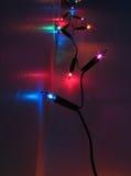 Kleurrijke lichten Stock Foto's