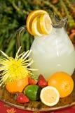 Kleurrijke limonade Royalty-vrije Stock Afbeelding