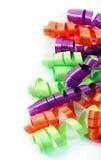 Kleurrijke Linten Stock Fotografie