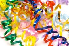 Kleurrijke linten royalty-vrije stock afbeeldingen
