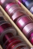 Kleurrijke linten en band Stock Afbeelding