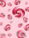 Kleurrijke Lollys Royalty-vrije Stock Afbeelding