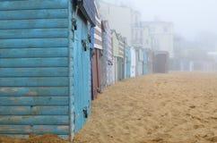 Kleurrijke loodsen Stock Foto's