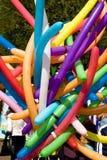 Kleurrijke luchtballons Royalty-vrije Stock Afbeeldingen