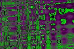 Kleurrijke magenta-groene tinten abstracte achtergrond Stock Foto