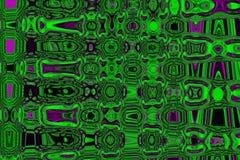 Kleurrijke magenta-groene tinten abstracte achtergrond Stock Afbeelding