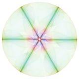 Kleurrijke Mandala Royalty-vrije Stock Foto's