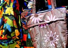 Kleurrijke manierhandtassen Royalty-vrije Stock Afbeelding