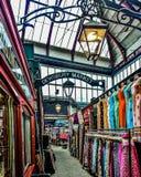 Kleurrijke Marktscène Royalty-vrije Stock Afbeelding