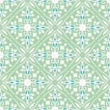 Kleurrijke Marokkaanse tegelsornamenten kan worden gebruikt voor Stock Afbeelding