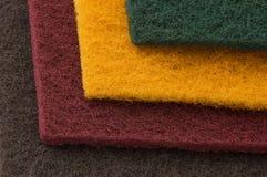 Kleurrijke matten Stock Afbeelding