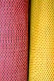 Kleurrijke matten Royalty-vrije Stock Afbeeldingen
