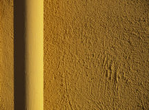 Kleurrijke metaaldeur Stock Foto