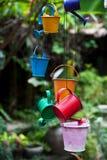 Kleurrijke mobiel Stock Afbeeldingen