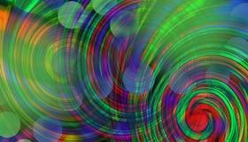 Kleurrijke Mooie Achtergrond Stock Afbeeldingen