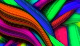 Kleurrijke Mooie Achtergrond Kleurrijke abstracte achtergrond Stock Afbeelding