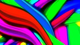 Kleurrijke Mooie Achtergrond Kleurrijke abstracte achtergrond Royalty-vrije Stock Foto