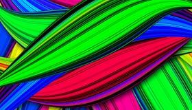Kleurrijke Mooie Achtergrond Kleurrijke abstracte achtergrond Stock Foto's