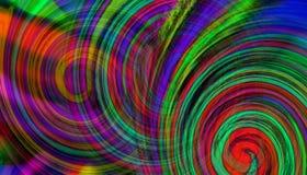 Kleurrijke Mooie Achtergrond Kleurrijke abstracte achtergrond Royalty-vrije Stock Afbeelding