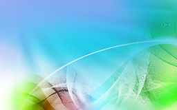Kleurrijke motielijnen Stock Fotografie