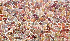 Kleurrijke mozaïektegels Stock Afbeeldingen