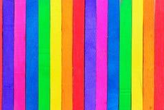 Kleurrijke muur Royalty-vrije Stock Afbeeldingen