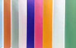 Kleurrijke muurachtergrond Royalty-vrije Stock Afbeeldingen
