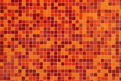 Kleurrijke muurtegel Stock Foto