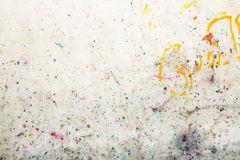 Kleurrijke muurtextuur Royalty-vrije Stock Foto's