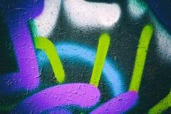 Kleurrijke muurtextuur Royalty-vrije Stock Afbeelding