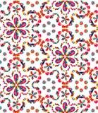 Kleurrijke Naadloze Achtergrond Stock Afbeeldingen