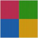 Kleurrijke naadloze achtergronden Royalty-vrije Stock Foto