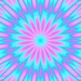 Kleurrijke naadloze vierkante tegel royalty-vrije stock afbeeldingen