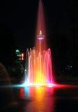 Kleurrijke Niagara-Dalingenfontein Stock Foto's