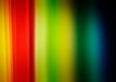Kleurrijke onduidelijk beeld verticale stelen. royalty-vrije illustratie