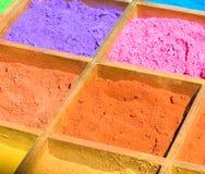Kleurrijke oppervlakte royalty-vrije stock fotografie