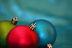 Kleurrijke Ornamenten Stock Foto's