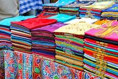 Kleurrijke overhemden Royalty-vrije Stock Foto's