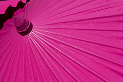 Kleurrijke paraplu Stock Fotografie