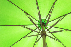 Kleurrijke paraplu Stock Foto's